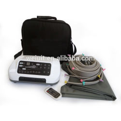 8 Massagem de Membros de compressão de ar da câmara de máquina é um tratamento de emagrecimento por células adiposas dissolvido de drenagem ou depósito ruim