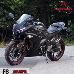 F8 che corre motociclo