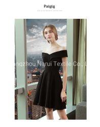 Горячая продажа погружной шее сладкий дамы вечерние платья 1329#