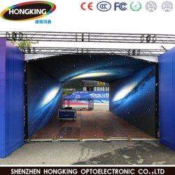 Новый продукт 576X576X85мм кабинета для использования внутри помещений для использования вне помещений высокое качество P6 светодиодный дисплей