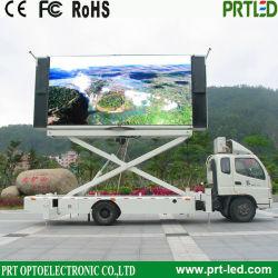 Im Freien farbenreicher Digitalanzeigen-Vorstand, LED-bewegliches Zeichen mit hoher Helligkeit (P10, P8, P6)
