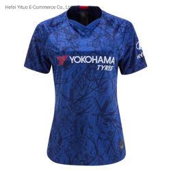 Polyester Willian 10 Style branché la peau fine de la Thaïlande au soccer Jerseys