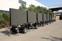 De openlucht Mobiele LEIDENE Aanhangwagen van de Vertoning/Auto van het Scherm van de Video van de Kleur van het Comité van het Scherm van de Vrachtwagen de Waterdichte Volledige