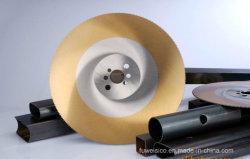 HSS M2 lame de scie circulaire 300Staninless X2.5X32 pour la coupe d'acier.
