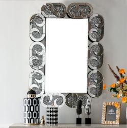 Mur décoratif Espejos européenne Silver miroir pour la salle de séjour