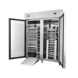 Automobil entfrosten tiefe Kühlraum-Luftkühlung-Gefriermaschine-startenden Schrank