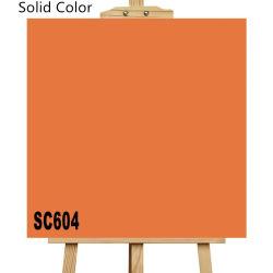 600x600 mm decoración suelos de baldosas de cerámica de color sólido