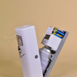 En la pared Mini Digital LCD Habitación Perfume Spray automático