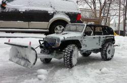 Bonne qualité à bas prix tracteur agricole VTT Chasse-neige