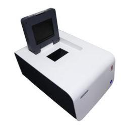 Instrumento de laboratorio de análisis de fluorescencia de Canal 4 PCR cuantitativa PCR cuantitativa en tiempo real