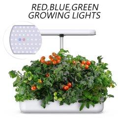 2020 Nuevo jardín interior inteligente Frutas Hortalizas Sembradora de hidropónico