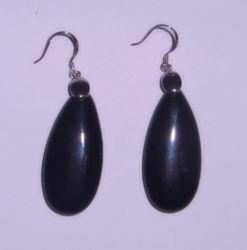 Boucles d'oreilles Semi Precious Stone Bijoux en cristal <Esb01902>