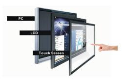شاشة LED LCD مقاس LS مقاس 10-65 بوصة معدنية خالية من العطر تفتح إطار