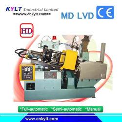 PLC フルオートメタル亜鉛ジッパー圧力射出装置