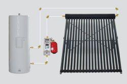 солнечный водонагреватель Split масло под давлением