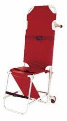 2 Tipo de cadeira de rodas maca de emergência de alumínio