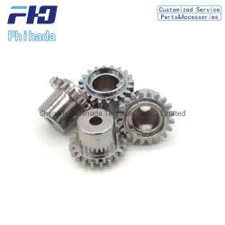 Aleación de zinc personalizado moldeado a presión las piezas de la transmisión de potencia del motor