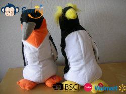 Dança Musical grossista OEM Penguin Peluche