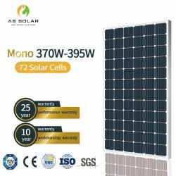 275W 330W 380W à 500W haute efficacité Panneau solaire polycristallin monocristallin et module de panneau solaire photovoltaïque et système d'alimentation solaire d'accueil