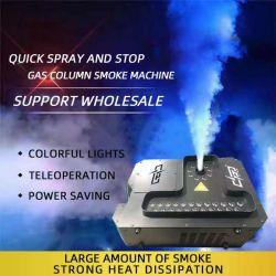 1680 واط المرحلة تأثير ثاني أكسيد الكربون دخان المرحلة الضباب المعدات مع 32PCS مصابيح LED