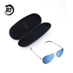 Customsize Caja de almacenamiento de logotipo de la caja de embalaje Imprimir EVA Soft gafas Gafas de sol Gafas de Espectáculo Caso