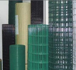 Пвх покрытие оцинкованной сварной проволочной сетки для усилителя