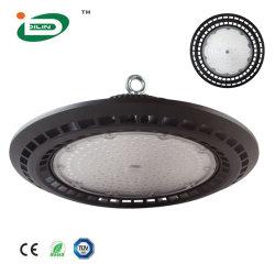 Распределитель Die-Casting промышленные светодиодные лампы отсека высокого Суперяркий 50W 100 Вт 150W 200 Вт светодиод UFO большой отсек для освещения гараж