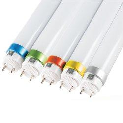 2 قدم و3 أقدام و4 أقدام و5 أقدام و9واط و12 واط و18 واط و30 واط مع كفاءة عالية ضوء أنبوب LED T8 مع شهادة CE RoHS TUV UL