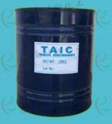 Querverbindung von Coagent TAIC