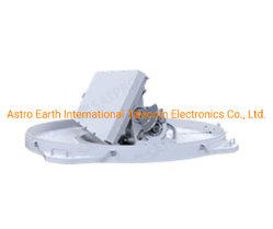 T600-0.6m bande Ku Satellites Satcom Antenne Mobile de plein air