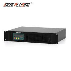 منتجات CE ISO المخصصة من المصنع مقاس 19 بوصة 2U DC إلى موجة جيبية صافية للتيار المتردد مع عاكس الشبكة النشط RS485