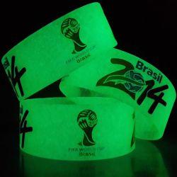2014년 세계 Cup Wristband (암흑에 있는 놀)