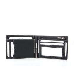 حامل بطاقة RFID الأمامية الصغيرة لحامل بطاقة Min Wallets الحد الأدنى