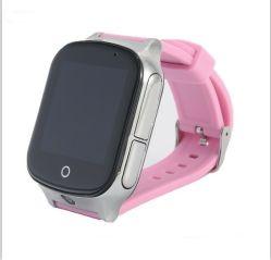 ساعة نظامتحديد المواقع العالمي (GPS) G الصدمة الهاتف المحمول الذكي لكبار السن