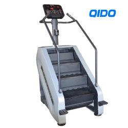 تمرين بدنيّ لياقة [جم] تجهيز [كرديو] آلة درجة رئيسيّة يصعد [ستبّر] درجة متسلّق