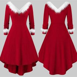 نساء مثير يلبّي [إكسمس] ملابس تول [تثتث] ثوب وسيادة [كريستمس] [درسّ] [أدولتس] [سز] عيد ميلاد المسيح ملاك ثوب فائرة زيّ
