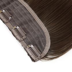 Encaixar no cabelo Extenison Remy Hair Virgem 8-30Cabelo polegada de todas as cores de cabelo humano peruca