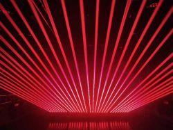 Laser DJ RGB 두꺼운 광속 효력 패턴 Laser 바 LED 스캐너 빛 Laser 조명 광고