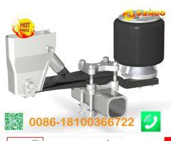 Eje sencillo con amortiguador Alemania Tipo de Remolque con suspensión neumática Suspensión de la fabricante de artículos fabricados en China el suministro directo de fábrica Venta caliente