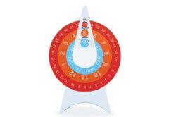 Rolling Perpetual Calendar(SD-2097)