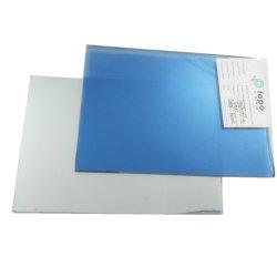 5mm, 6mm a 8mm 10mm 12mm revestidas de azul escuro Espelho para a amostra (R-dB)