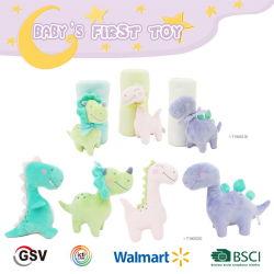 Giocattolo farcito peluche del dinosauro del giocattolo del bambino