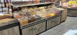 スーパーウッドボードバルク用品店用ラックメラミン棚板