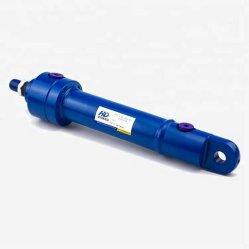 Hydrozylinder für Stepper Kipper-Aufzug-Schlussteil-das Miniexkavator-Wannen-Schleppseil-Abfall-Verdichtungsgerät Scissor Auto-Motorrad-Tisch
