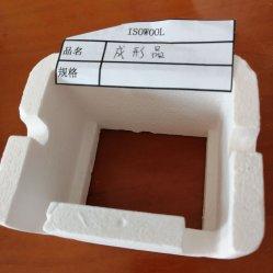 Vfs Specail Moyuelos Isolite Isowool cono de fibra cerámica de Rcf aislamiento refractario ladrillo fuego Material de aislamiento térmico.