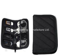 디스트리뷰터 디지털 액세서리 USB 드라이브 전원 MP3 이어폰 보관용 가방 케이스
