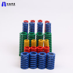 맞춤형 소형 압축 비틀림 인장 스프링 ISO 10243 다이 스프링