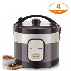 Nuevo diseño de la cocción de arroz eléctrica Aparatos de cocina con Arroz redondo Pot y elemento de calentamiento rápido de la calefacción de distribución uniforme del calor