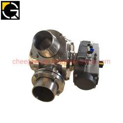 실린더 기압 3방향 벨브 압축 공기를 넣은 운반 전용 밸브