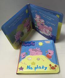 Bain Bain PEVA Magic livre livre Livre de bain enfants livre en PVC
